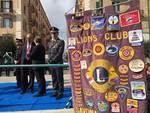 Savona, piazza Sisto in festa per il Tricolore