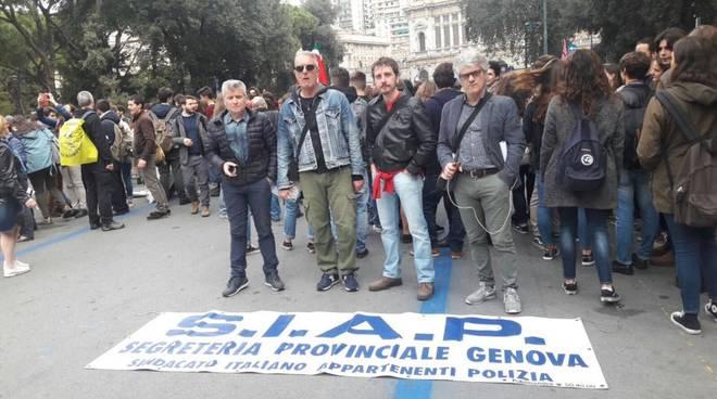 Siap in piazza con Libera contro la mafia