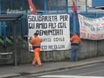 sindacalisti denunciati solidarietà