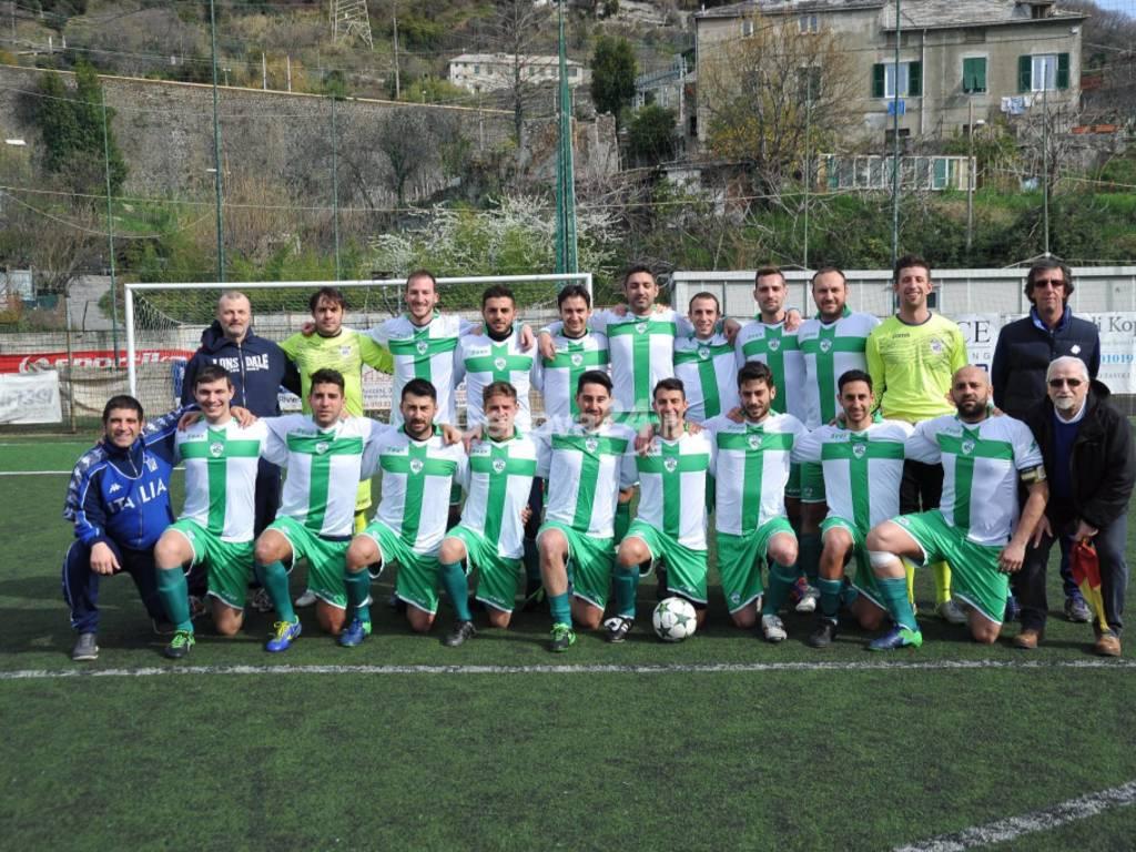 Stella Sestrese Vs Ravecca Seconda Categoria Girone B