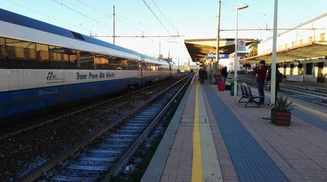 treno prove alta velocità