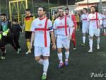 U.S.D Rivarolese Vs A.F.D.F. Genova Calcio  Eccellenza 12° Giornata di Ritorno