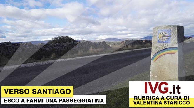 Cammino Santiago Astorga