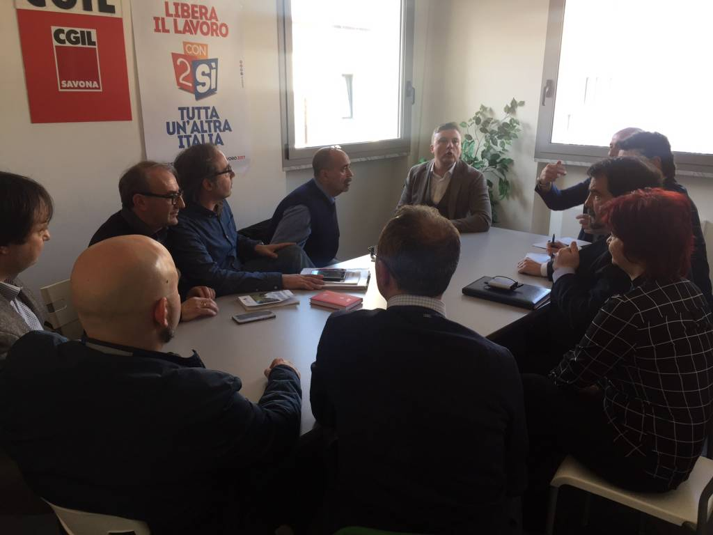 Policlinico di Monza incontro sindacati