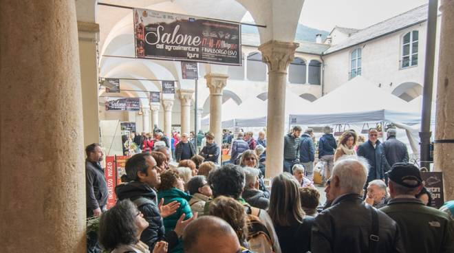 Salone dell'Agroalimentare Ligure 2017