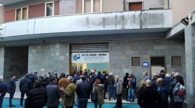 Inaugurazione Sede Uil Fpl