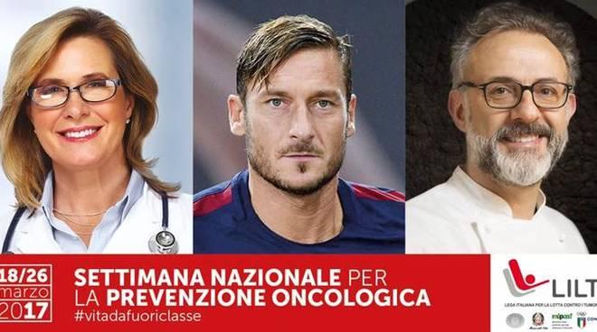 Settimana Nazionale per la Prevenzione Oncologica 18-26 marzo