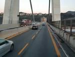 Viaggio in tir sulla A10