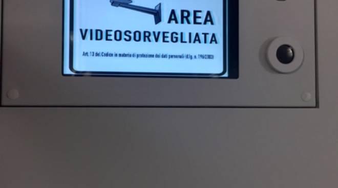 Debutta in Liguria il Vivalto con videosorveglianza live
