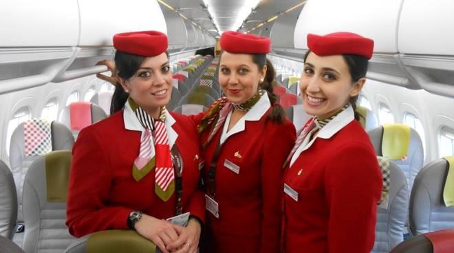 Volotea personale di bordo