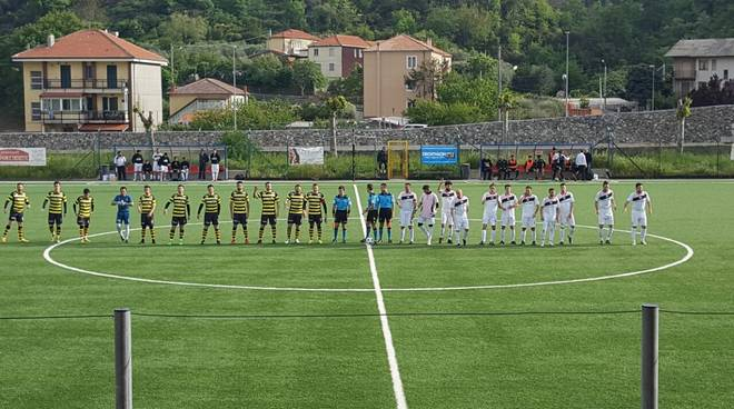 Alassio-Marassi finale Coppa Liguria di Prima Categoria
