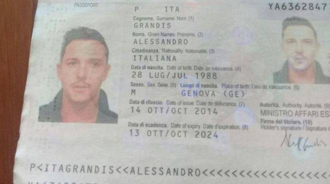 Giallo a Santo Domingo, Alessandro Grandis trovato morto