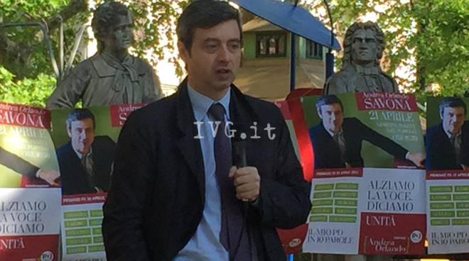 Pd, lista per Renzi: 'Da sostenitori di Orlando attacco ingiustificato a Oliverio'