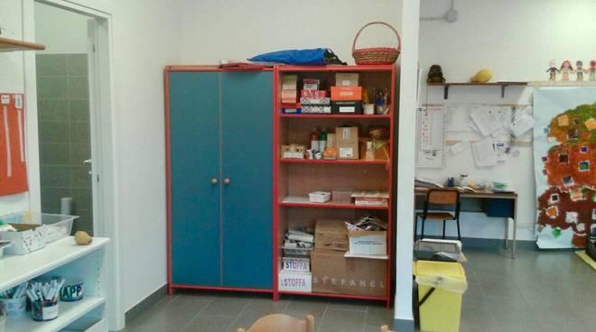 armadio pro loco tovo asilo scuola materna