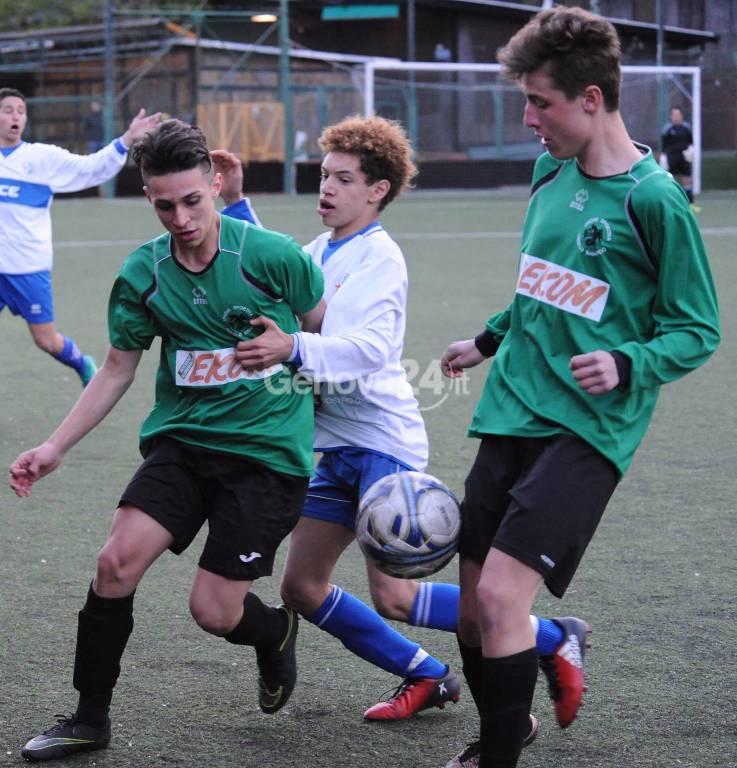 Baiardo vs Ligorna Giovanissimi Regionali