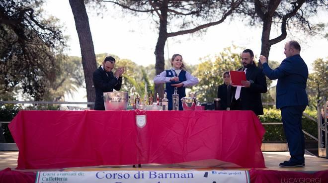 Barman, il Marco Polo di Camogli vince