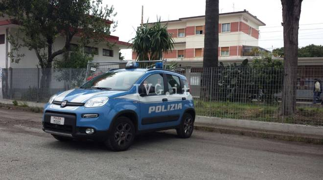 polizia polfer loano