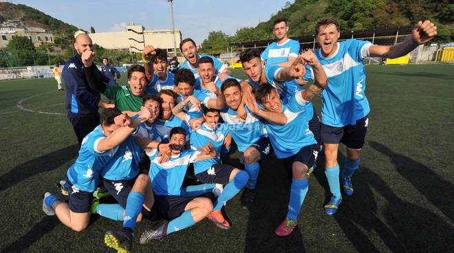 Borzoli Vs Pietra Ligureo Promozione  Giornata Girone A