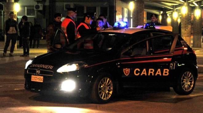 carabinieri arresto figlia regina zingari