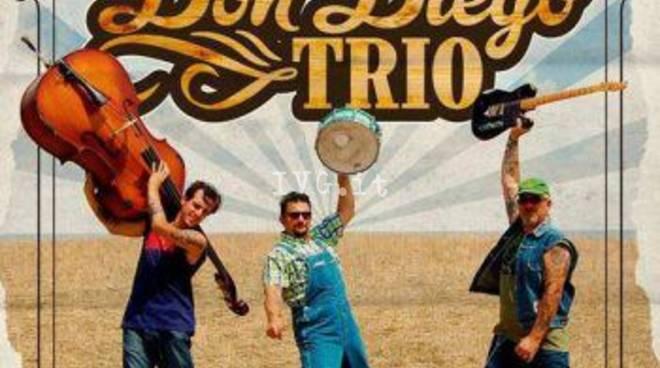 Savona - Ai Raindogs:  The Don Diego Trio - HillBilly Night