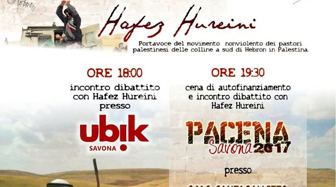 Venerdì alla SMS Cantagalletto: Pacena 2017 - Cena di autofinanziamento a favore di Operazione Colomba