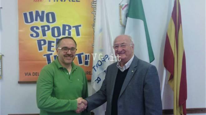 Il nuovo CDA della Polisportiva del Finale ASD