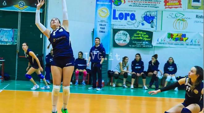1^ Divisione Femminile vince 3 a 2 a Dego