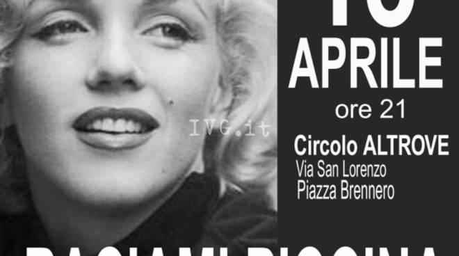 """Savona -  Stasera TIMOTEO teatro al Circolo Al.Trove con \""""Baciami Piccina\"""""""