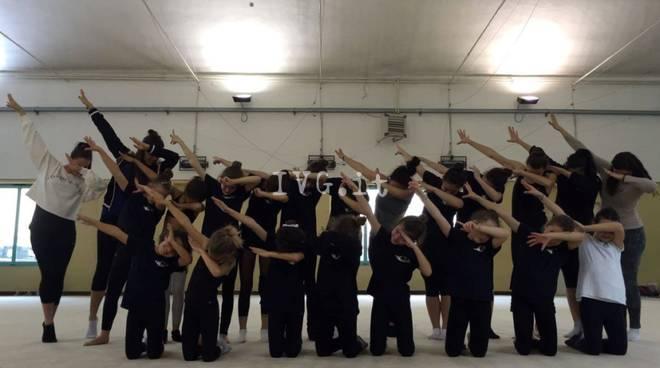L\' ASD ArteGinnastica partecipa con 50 ginnaste allo stage di Pasqua