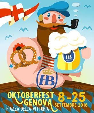 Partito il concorso per creare il logo di Oktoberfest 2017