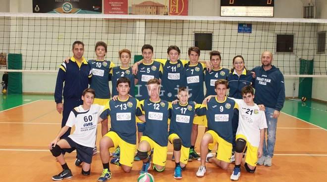 VTF: U18M vince 3 a 1 contro il Bordivolley