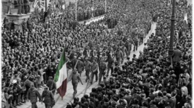 Domani a Savona: Fiaccolata della Liberazione
