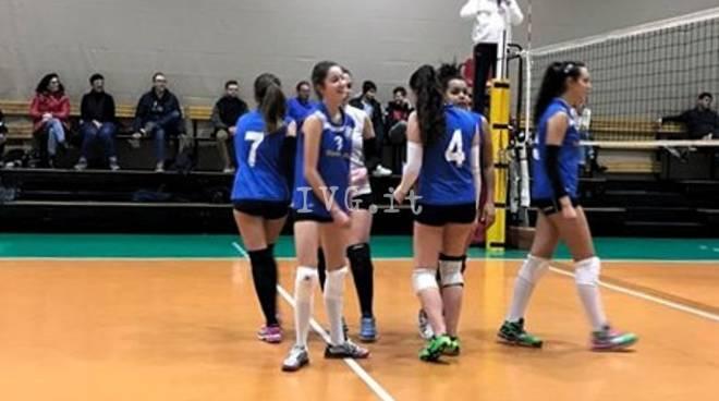 Volley: U18F conclude il campionato al 6° posto in classifica
