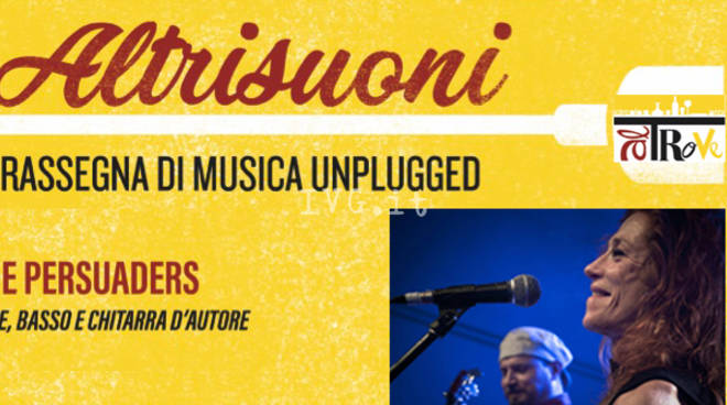 Altrisuoni: The Persuaders in concerto