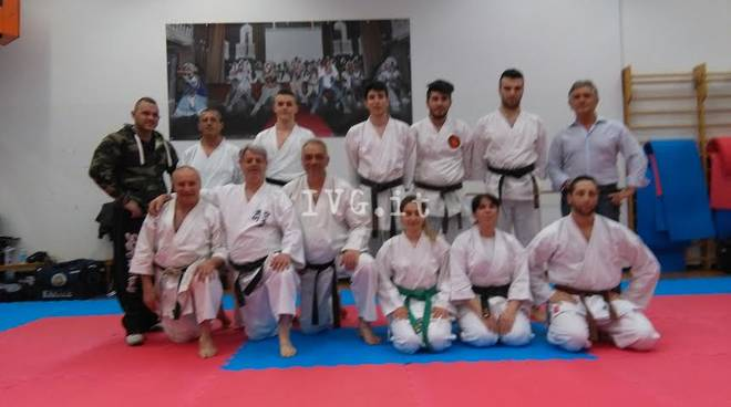 Stage Tecnico nella Palestra Full Metal Club