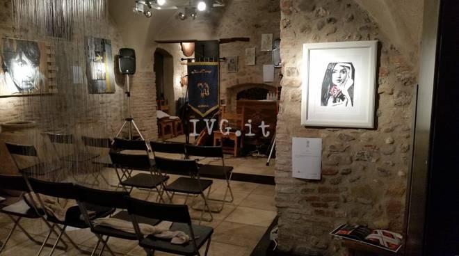 DREPAR mostra personale, Museo Sommariva Albenga