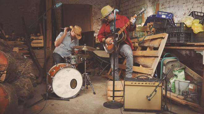 Country Blues all\'Alzati Lazzaro con i SuperDownHome