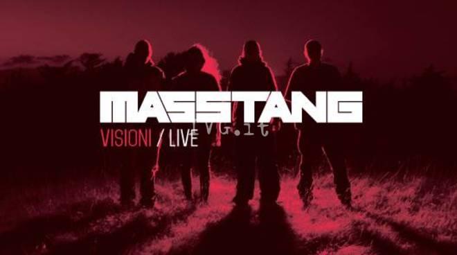 Stasera Masstang Live al Circolo Messico & Nuvole di Albenga