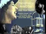 Venerdì 28 aprile Remembering Anita O'Day – Jazz Vocal Quartet al Circolo Chapeau di Savona