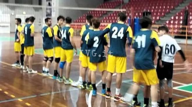 1^ Divisione Maschile perde 3 a 2 contro il Carcare, pur avendo giocato un\' ottima partita