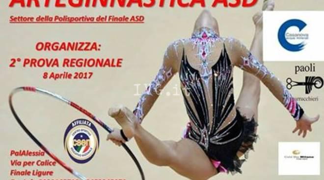 L\' ASD ArteGinnastica organizza Domenica 8 Aprile la finale regionale del campionato Csen