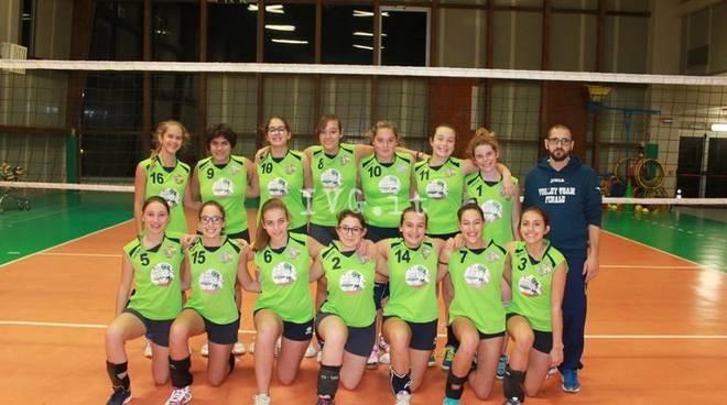 Volley Team Finale: 3^D Gialla sconfitta per 3 a 0 dal Sabazia