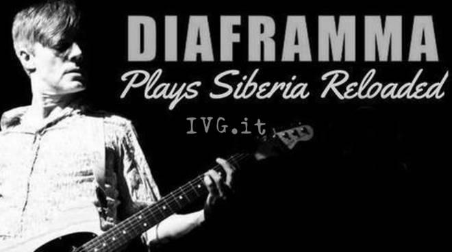 Sabato ai Randogs di Savona: Diaframma plays Siberia Reloaded + Old Rena Dj Set