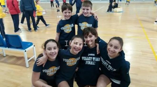 Volley Team Finale: Tour Scipione a Cairo