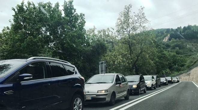 coda casello autostradale