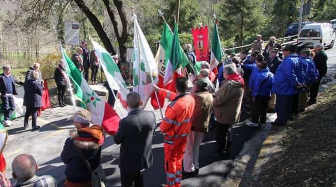 Commemorazione martiri di Isoverde
