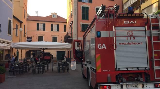 Vigili fuoco Pietra Ligure Centro
