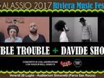 Double Trouble e Davide Shorty in concerto ad Alassio