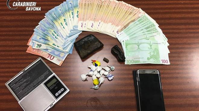 droga albanese