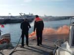 esercitazione antincendio porto alassio